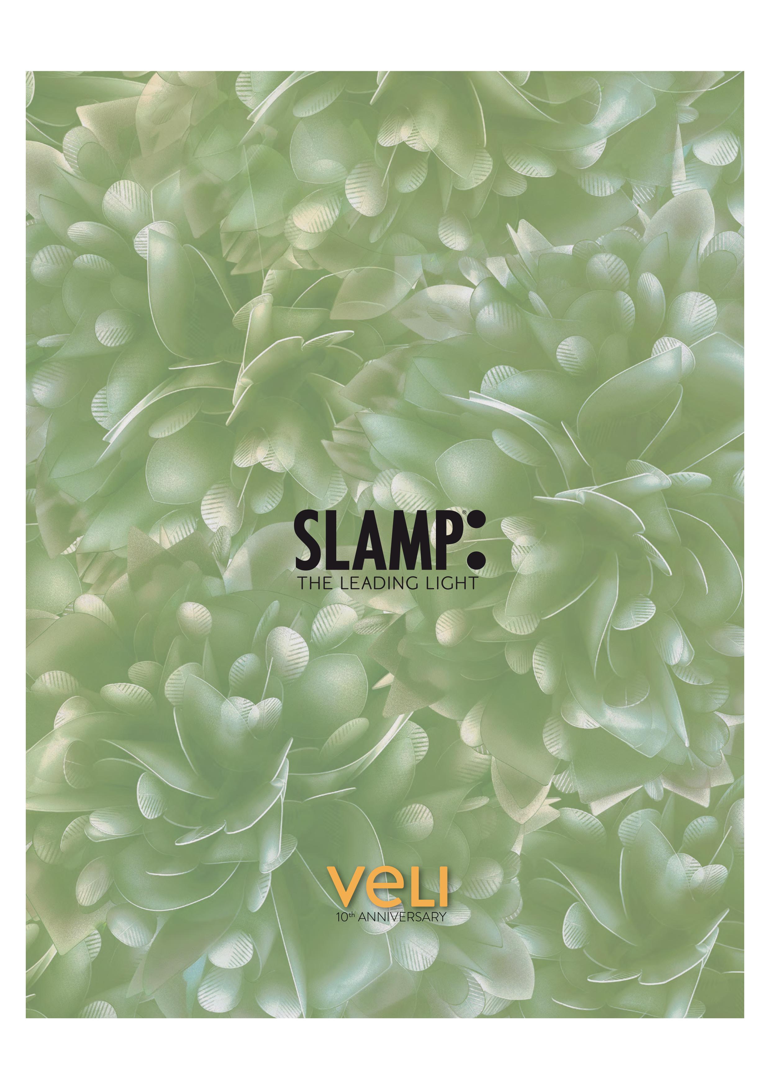 Slamp - Simone Crestani - Trophy Bottles