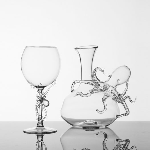Tentacles wine set