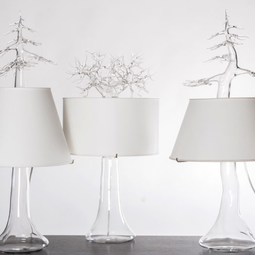 Bonsai table lamps