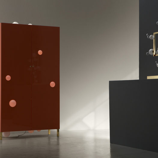 Bubble cabinet