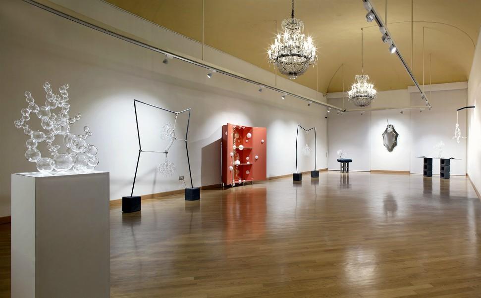 Maggiore Design GAM Simone Crestani solo show