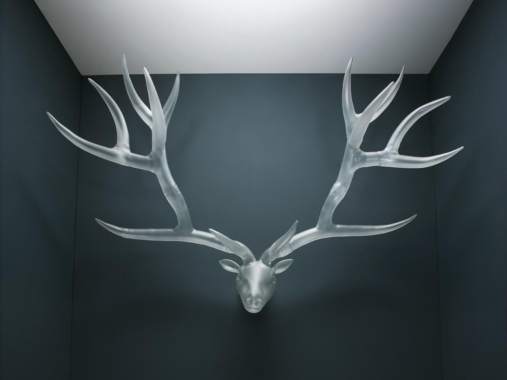 Glass modern trophy - Simone Crestani
