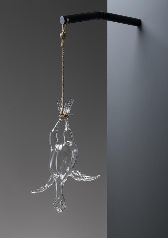Simone Crestani Modern Trophy Ingo Maurer showroom