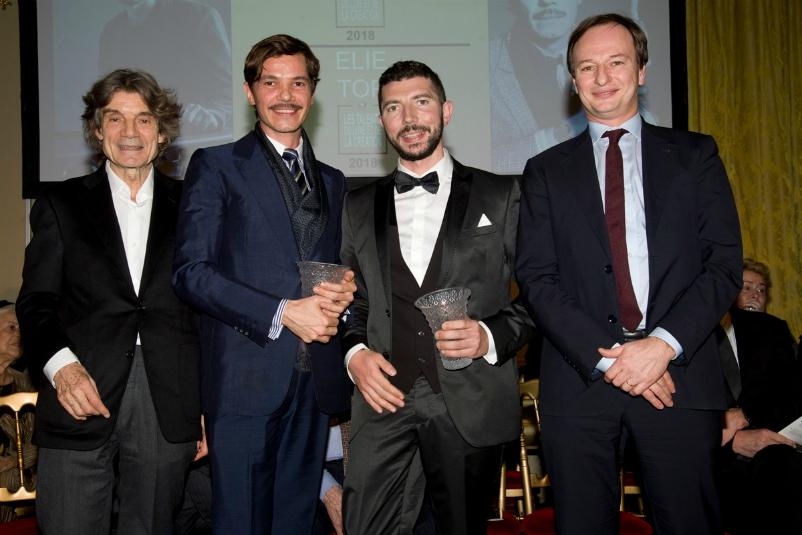 Talent du luxe award 2018 Paris