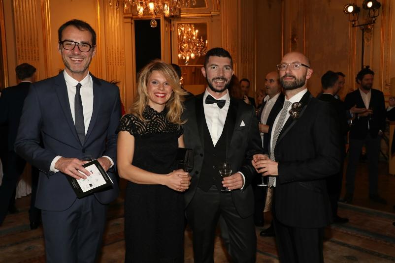 Talent du luxe award Simone Crestani