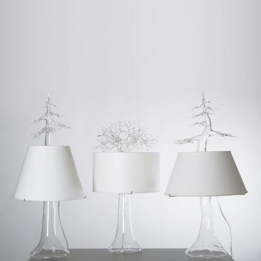 Bonsai table lamps