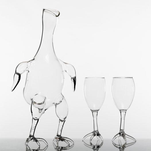 Gajna wine set