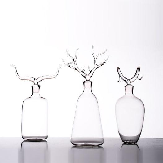 Trophy bottles